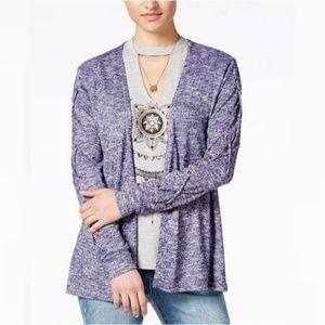 Belle du Jour Shirt w/ Cardigan